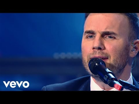 Gary Barlow - Back For Good ft. JLS