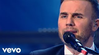 Gary Barlow - Back For Good ft. JLS (Live)