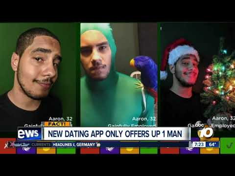New Dating App Hopes To Replace Swiping For Better Results from YouTube · Duration:  2 minutes 9 seconds