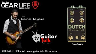 Dutch Overdrive Demo By Gear Life