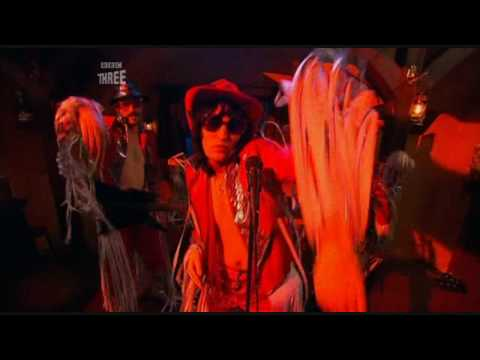 Mighty Boosh   Funk song