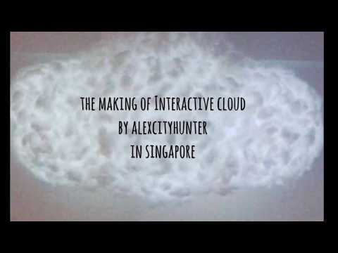 The Making of Interactive Cloud (Made In Singapore)