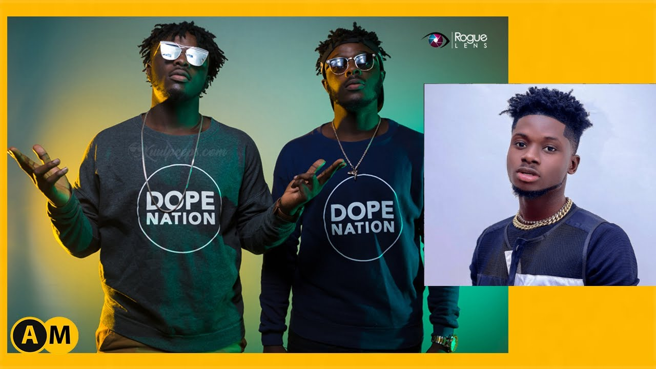 Dopenation Finally Responds To Kuami Eugene Comment: We Are Highly Disappointed In Him (VIDEO)