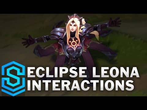 Eclipse Leona Special Interactions