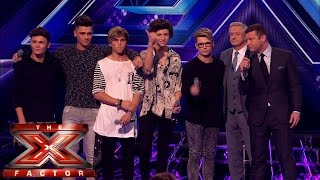 Overload Generation's Best Bits | Live Results Wk 1 | The X Factor UK 2014