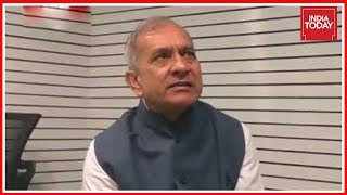 Defence Expert Maj Gen SP Sinha Speaks On Tackling ISIS   The Burning Question