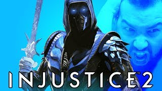 SUB-ZERO ANGRY MOMENTS! | Injustice 2
