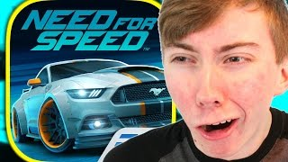 NEED FOR SPEED NO LIMITS (iPhone Gameplay Video)