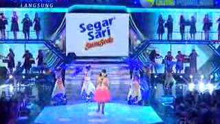 Anjana Idol   Tu Tu Hai Vahi Dil Ne Jise Apna Kaha Live Persembahan Cinta MNCTV 23