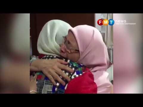 Kejutan untuk Dr Wan Azizah
