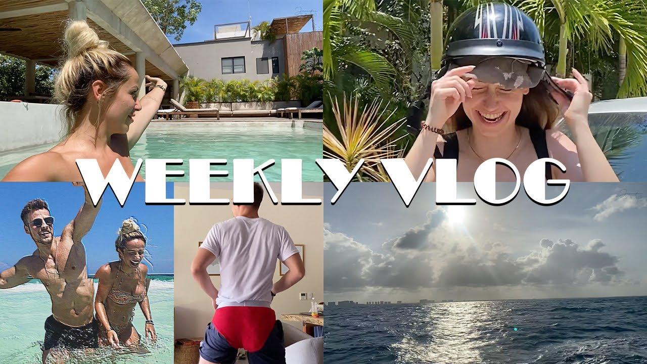 Vlog: Neue Wohnung, Yacht und ich bin nicht mehr alleine (finally) hehe | Jennifer Saro
