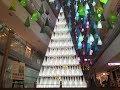 表参道ヒルズのクリスマスツリーイルミネーション(2)CHRISTMAS illumination in Omotesando Hills