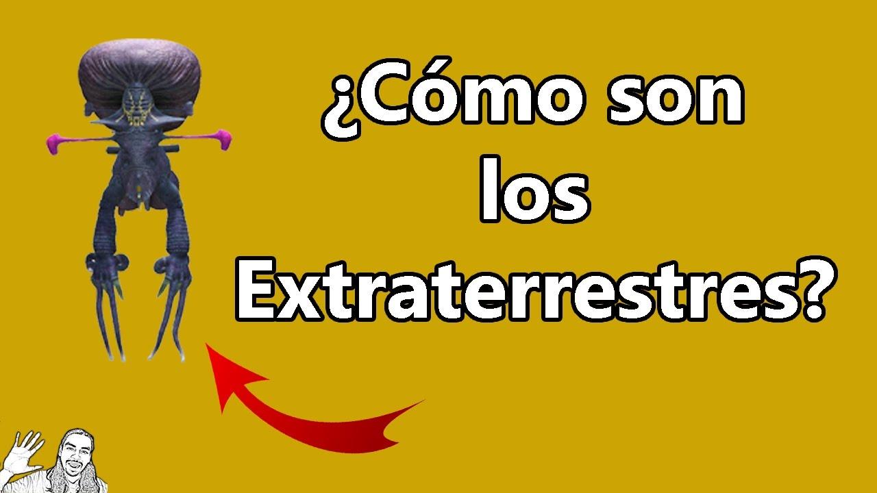 Qué Forma Tiene un Extraterrestre?
