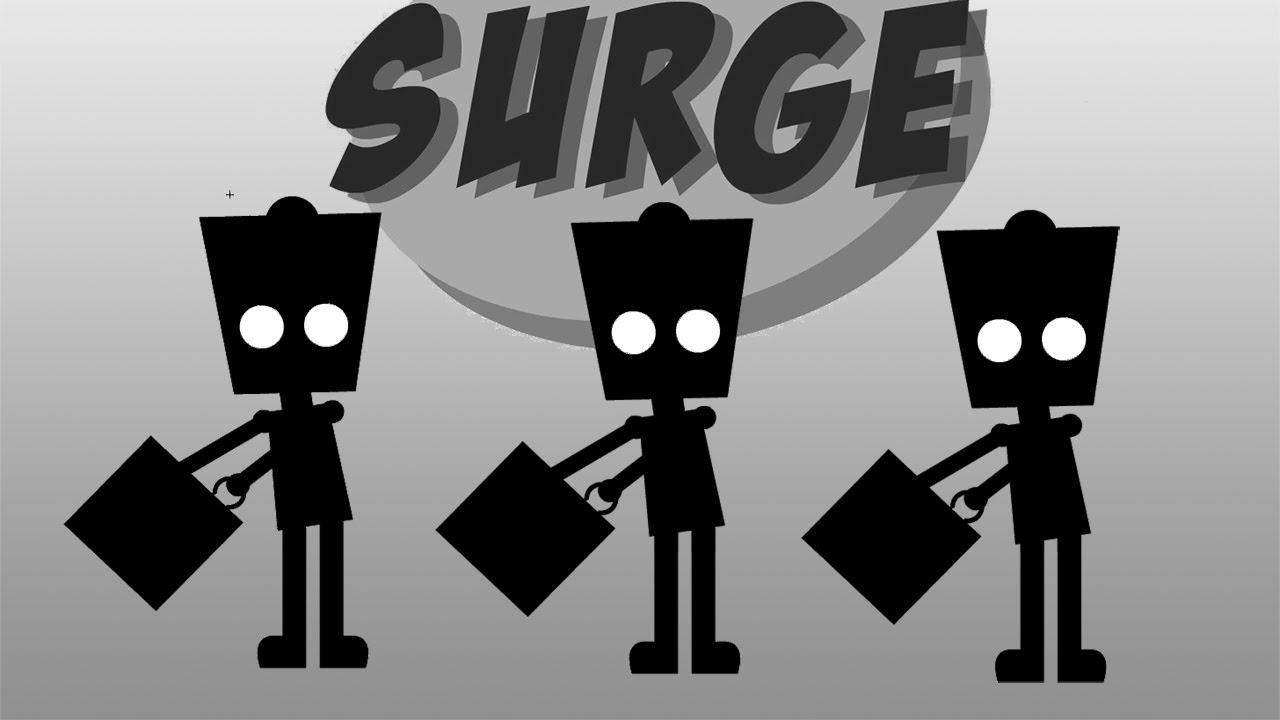 SURGE - Flash Animated Short Film