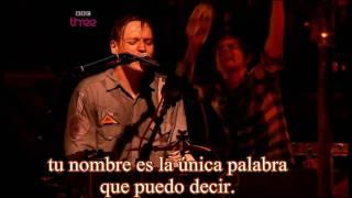 Arcade Fire - Crown of Love (live at Reading Festival 2010) Subtitulado al español