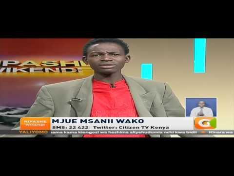 Mjue Msanii wako: MCA Tricky