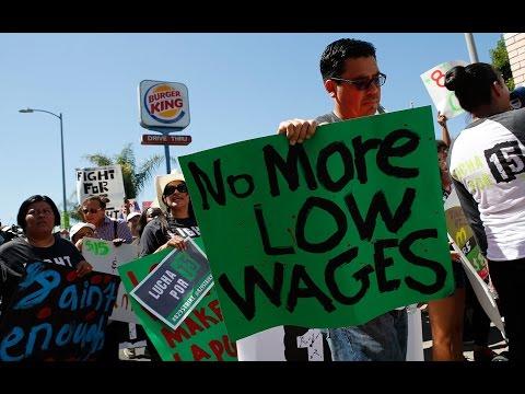 20 States Will Raise Minimum Wage on January 1, 2015