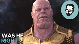 The Population Explosion - Was Thanos Right? | Answers With Joe