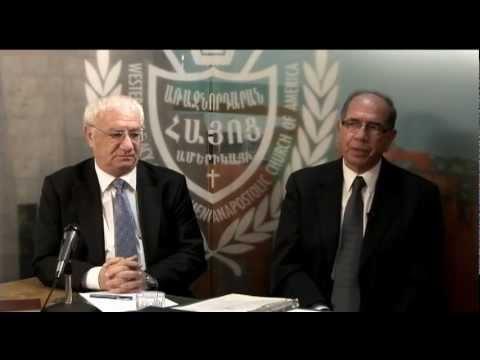 Syrian Armenian Fund Interview - September 2012