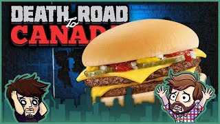 FOOD MIRACLE!! - Death Road to Canada Rare Characters! (Part 1)