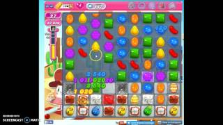 Candy Crush Level 447 w/audio tips, hints, tricks
