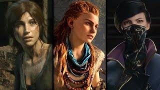 The Kickass Female Characters of E3