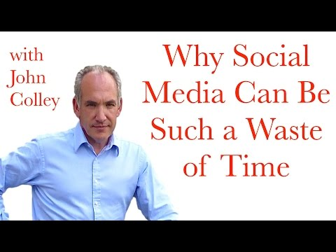 """Udemy Affiliate Marketing"" Why Social Media Can Be Such A Waste of Time"