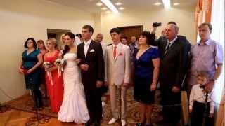 Свадьба Златы и Никиты. 2012 г. Видеограф А.Варшавский