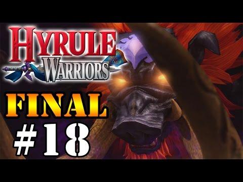 Let's Play: Hyrule Warriors - Parte 18 [FINAL]