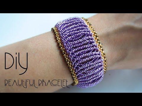 Bracelet ! How to make bracelets ! Black Pearl