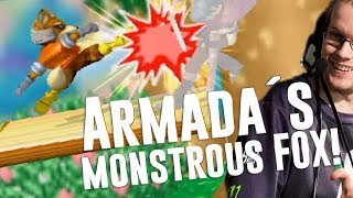 I never claimed that Fox is fair, in my life! Armada shows his monstrous Fox!
