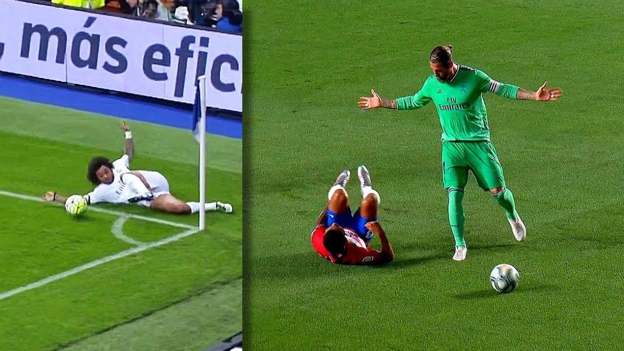 Defenders destroying opponents' dreams