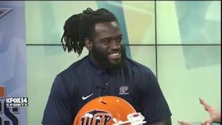 LB Jamar Smith on Miners All Access