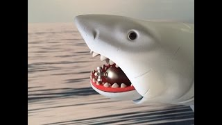 Funko ReAction JAWS Great White Shark Review