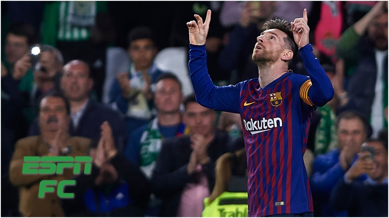 Lionel Messi sees things we don't even consider - Steve Nicol   La Liga