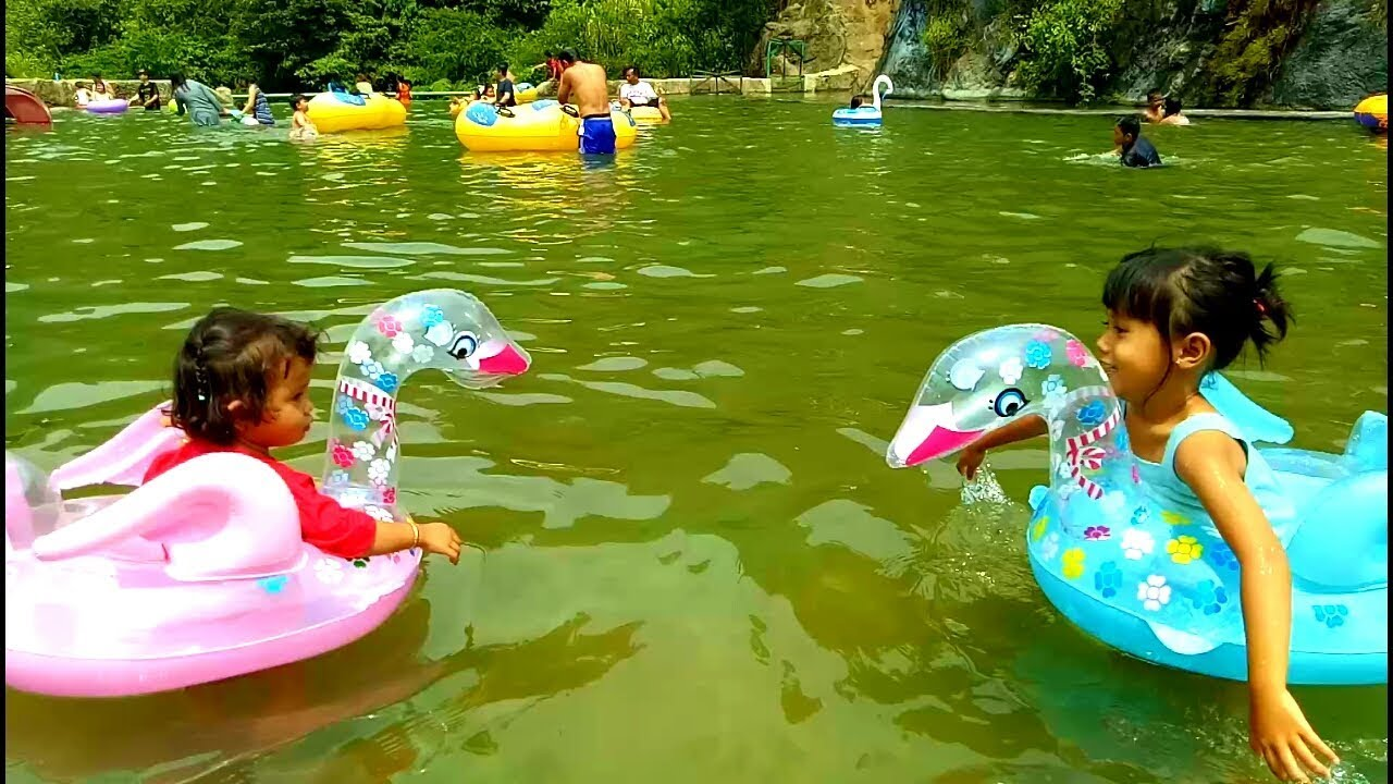 Intex 59632 Lem Kasur Angin Kolam Renang Tambal Pelampung2 Ban Floating Recliner Lounge 58868 Berenang Curug