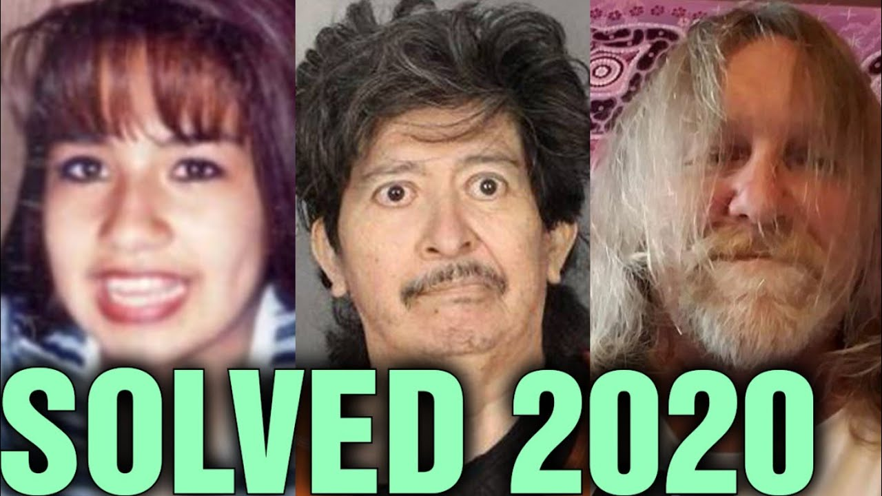3 Decades Old Cold Cases Recently Solved In 2020