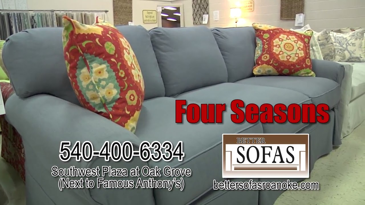 Better Sofas You