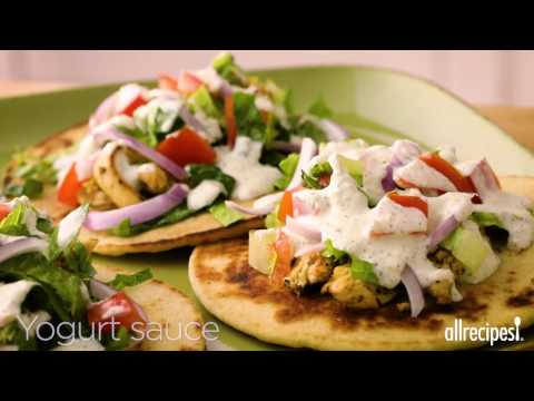How to Make Easy Chicken Gyros | Weeknight Recipes | Allrecipes.com