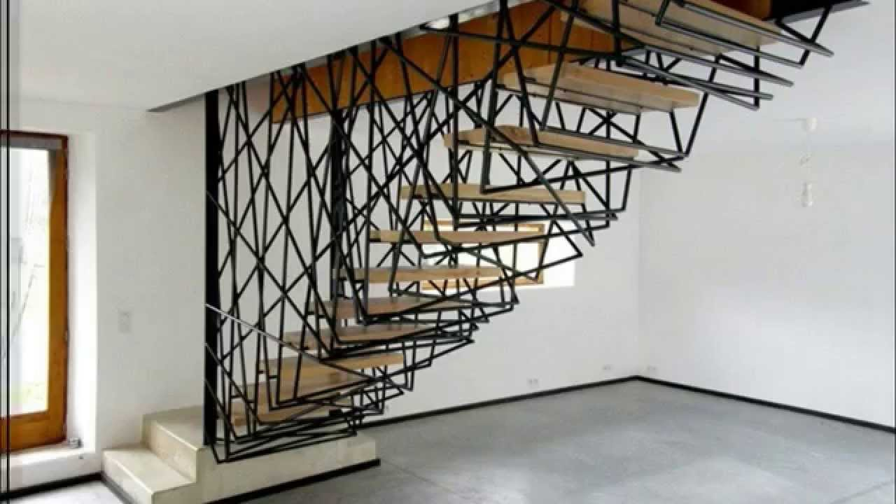 13 Amazing Compact Staircase Designs