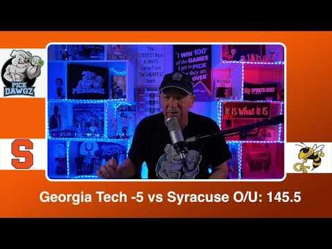 Georgia Tech vs Syracuse 2/27/21 Free College Basketball Pick and Prediction CBB Betting Tips