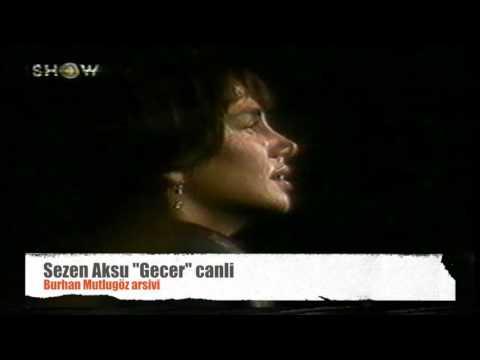 Sezen Aksu Gecer CANLI Müthis performans
