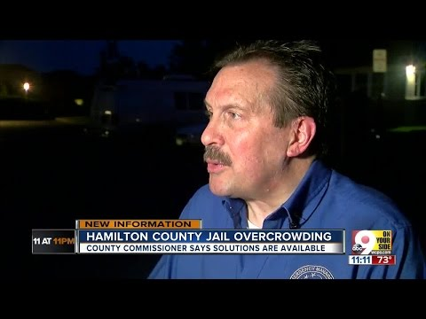 Commissioner: No emergency at Hamilton County jail
