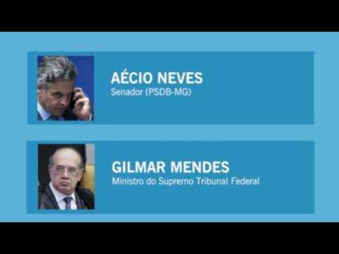 Os áudios lícitos que flagram Gilmar Mendes articulando com suspeito o desqualifica para criticar Moro