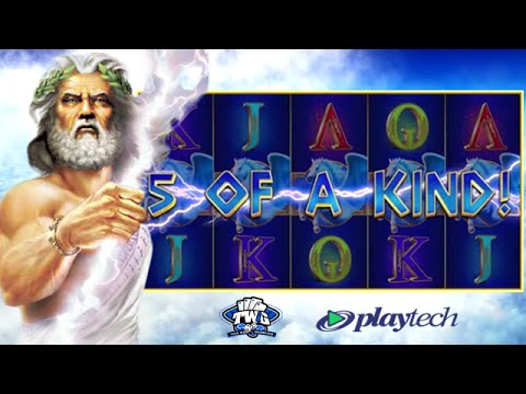 Age Of The Gods: Zeus Online Slot From Playtech