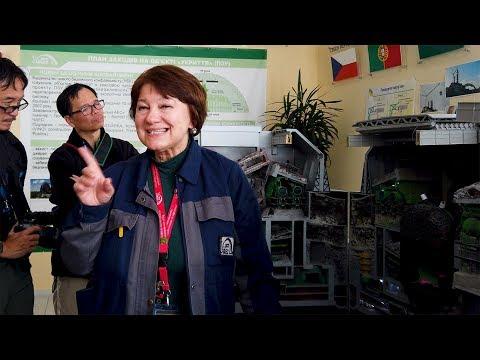 Chernobyl – Inside Reactor Facility Tour