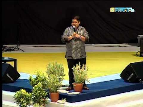 Dato' Vijay Eswaran speaks about 'finding your purpose'