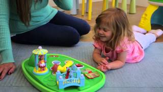 In The Night Garden - Activity Table - Growing With Your Child