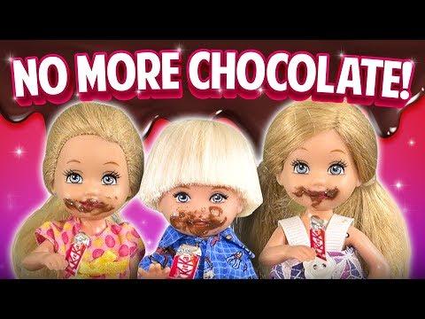 Barbie - No More Chocolate! | Ep.220