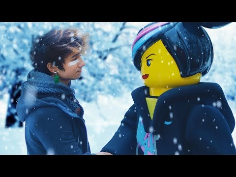 LEGO MOVIE 2 in 7 STYLES | Julien Bam